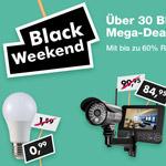 Über 30 Mega Black Weekend Deals bei reichelt Elektronik mit bis zu 60% Rabatt