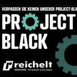 Spare jetzt mit den Project Black Deals von reichelt bis zu 60% auf ausgewählte Artikel