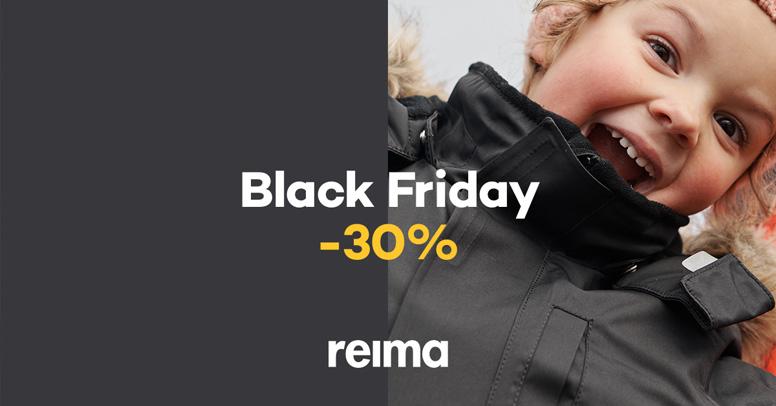 reima Black Friday 2020