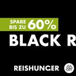 Spare bis zu 60% beim Black Rice Day im Onlineshop von Reishunger