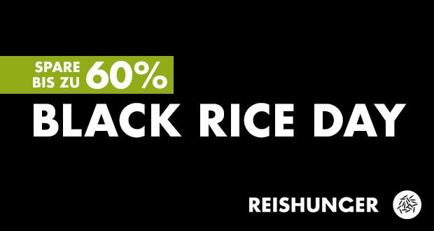 Reishunger Black Friday 2018