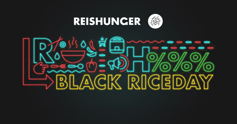 Reishunger Black Friday 2019