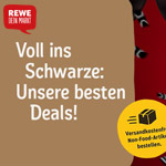 Deals, Deals, Deals: Black Friday beim REWE Paketservice!