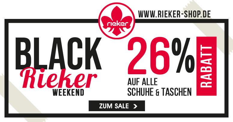 Rieker Shop Black Friday 2019