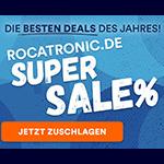 Jetzt zuschlagen – Rocatronic.de Super Sale – Top Marken bis zu 70% reduziert!