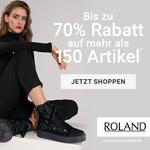 Mega Sale: 50-70% Rabatt auf viele ausgewählte Artikel im Roland Online Shop