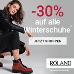 30% Rabatt auf Winterschuhe im Online Shop von Roland