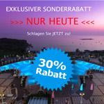 Runa Super Deal – Barrierefreies Resort in der Türkei zum Schnäppchenpreis