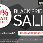 20% Rabatt im Online-Shop von Runners Point am Black Friday!
