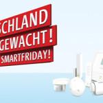 Black Friday bei RWE SmartHome: Das sind die SmartFriday 2013 Angebote