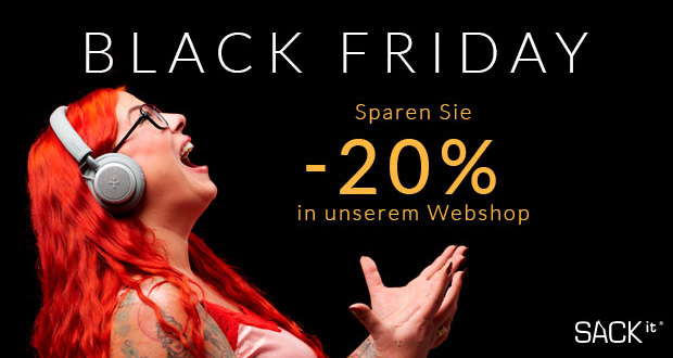 SACKit Black Friday 2018