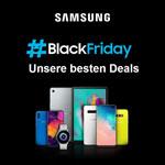 #Black Friday bei Samsung: Sicher dir die besten Deals und spare bis zu 750 EURO