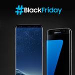 Samsung Black Friday – Bis zu 50% Rabatt auf ausgewählte Produkte!