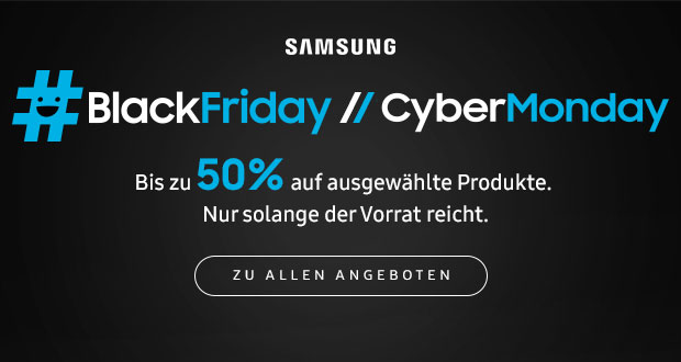 Samsung Black Friday 2017