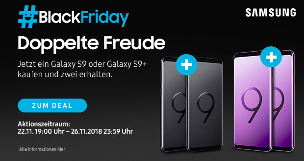 Samsung Black Friday 2018