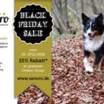 Sicher dir jetzt 15% Rabatt auf hochwertigstes Hunde- und Katzenfutter bei Sanoro