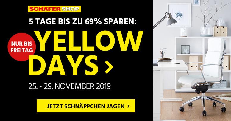 Schäfer Shop Black Friday 2019