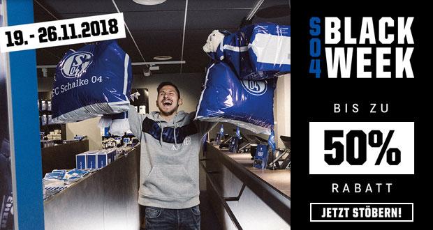 FC Schalke Black Friday 2018
