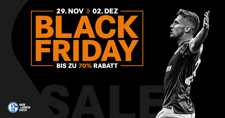 FC Schalke Black Friday 2019