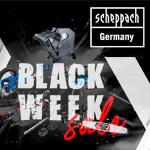 Großer Black Week Sale bei scheppach – Sicher dir jetzt deine Heimwerker Produkte besonders günstig