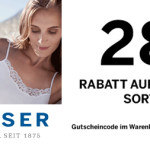 28% Black Friday Rabatt im SCHIESSER Online-Shop