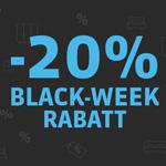 20% Black-Week Rabatt auf alles! Jetzt auf Schlafwelt.de