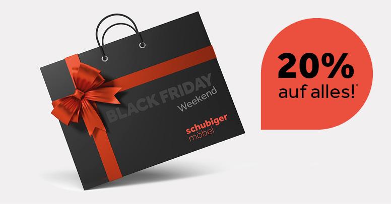 Möbel Schubiger Black Friday 2020