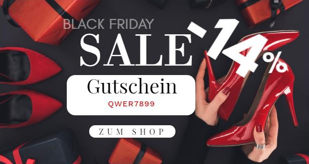 Schuhe24 Black Friday 2018