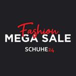 Fashion Mega Sale bei Schuhe24 – Gönne dir 8% Rabatt auf das gesamte Sortiment ohne Mindestbestellwert