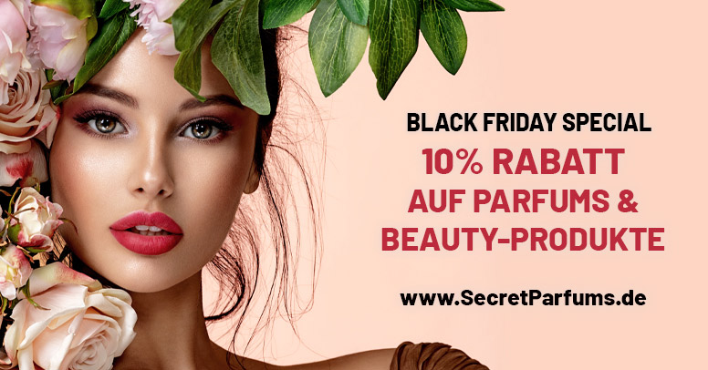 SecretParfums Black Friday 2020