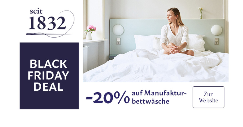 seit1832 Black Friday 2019