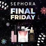 Black Friday bei Sephora – 20% auf täglich neue Make-Up Marken + mindestens 30% auf Parfum & Pflege