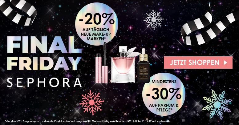 Sephora Black Friday 2019