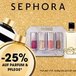 Jetzt im Sephora Sale: Parfum, Pflege & alle Make-Up Marken