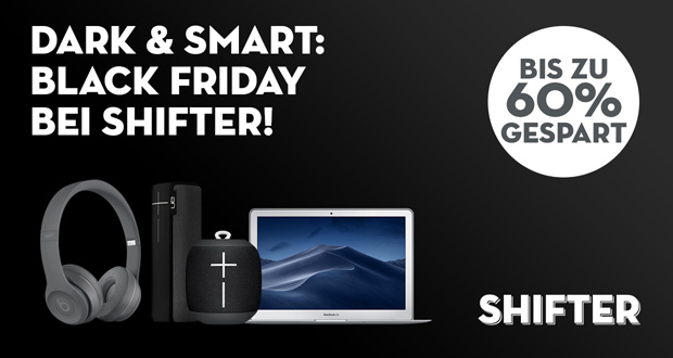 Shifter Black Friday 2018