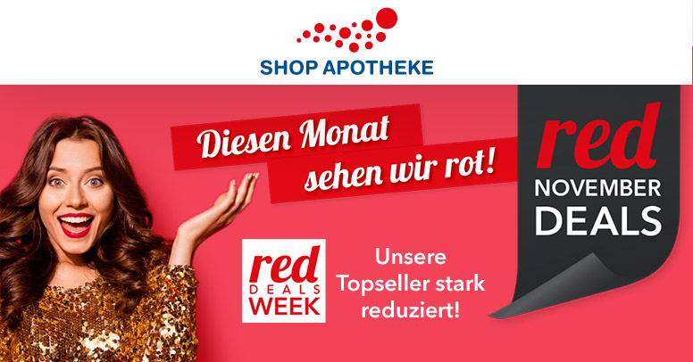 Shop Apotheke Black Friday 2020