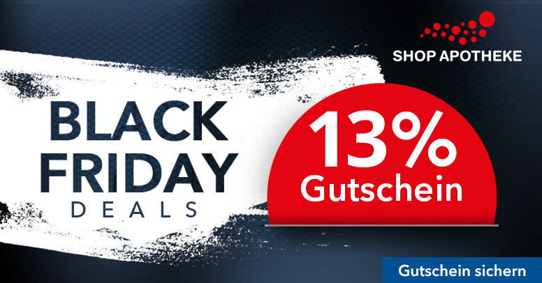 Shop Apotheke Black Friday 2019