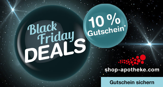 shop-apotheke.com Black Friday 2017