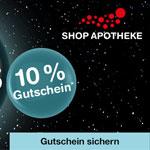 Nur heute 10% Rabatt auf das Sortiment von Shop-Apotheke.com