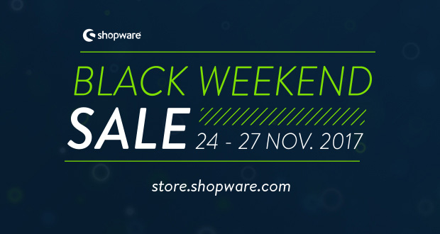 shopware Black Friday 2017