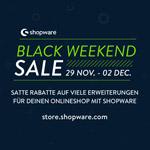 Satte Rabatte von mindestens 20% auf viele Erweiterungen für deinen Onlineshop mit Shopware