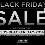 20% Rabatt auf alles im Online-Shop von Sidestep!