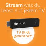 Stream was du liebst auf jedem TV mit Sky Ticket und sicher dir einen TV Stick gratis*