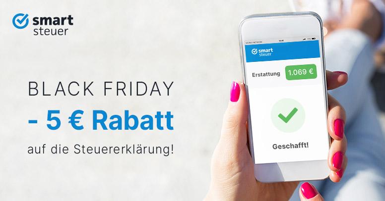 smartsteuer Black Friday 2020