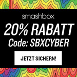 Smashbox Sensational Cyber Angebot – 20% Rabatt auf Alles!