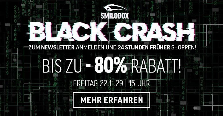 Smilodox Black Friday 2019