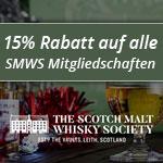 Entdecke jetzt die tollen Angebot der The Scotch Malt Whisky Society zum Black Friday