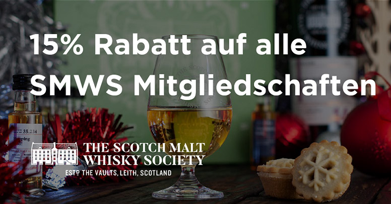 The Scotch Malt Whisky Society (SMWS) Black Friday 2019