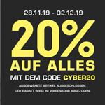 Cyber Cyber. Spare jetzt 20% auf alles im Shop von Snipes