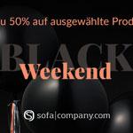 Bis zu 50% Rabatt auf ausgewählte Produkte bei SofaCompany.com
